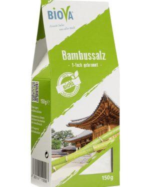 Bambussalz aus Südkorea