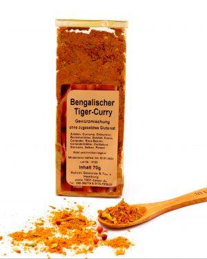 Bengalischer Tiger Curry