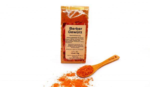 Berber Gewürz