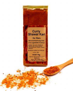 Curry Shawal Kari