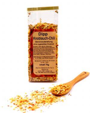 Dipp Knoblauch Chili