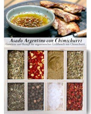Asado Argentino con Chimichurri 3