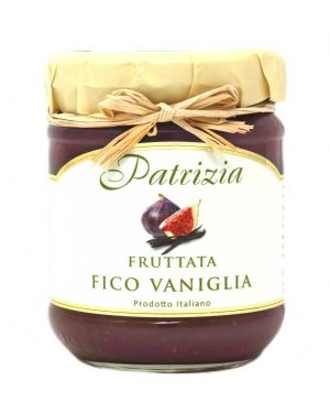 Fico Vaniglia - Feige Vanille - Fruchtaufstrich 180gr.