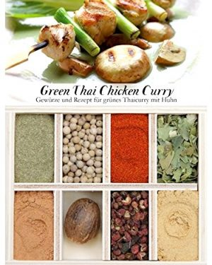 Green Thai Chicken Curry 3