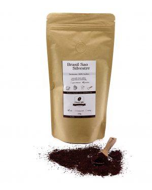 Kaffee Brasil Sao de Silvestre gemahlen