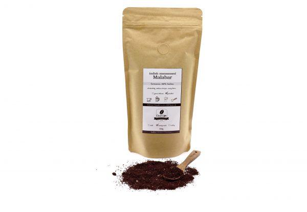 Kaffee indish monsooned Malabar gemahlen