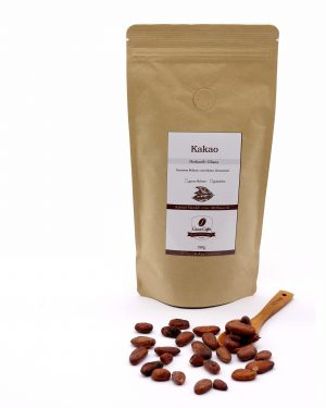 Kakao Geröstete Bohnen, unverlesen, 250 g