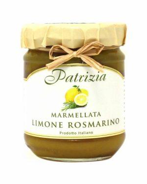 Fruchtaufstrich Limone Rosmarino