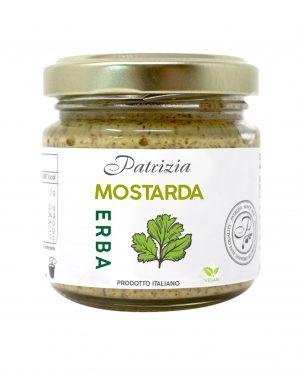 Mostarda Erba - Kräutersenf