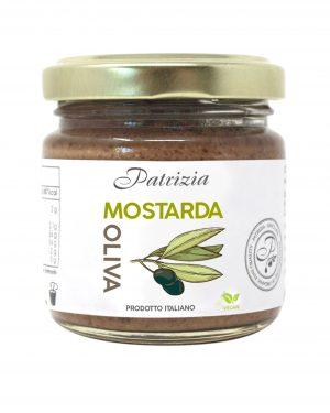 Mostarda Oliva - Olivensenf