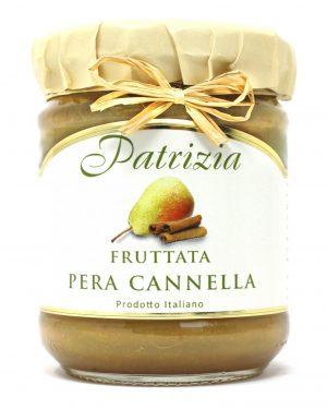 Pera Cannella - Birne Zimt - Fruchtaufstrich 180gr.
