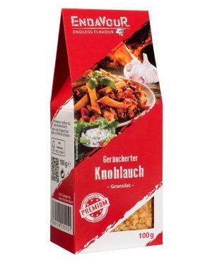 Biova Knoblauchgranulat geräuchert, 100 g