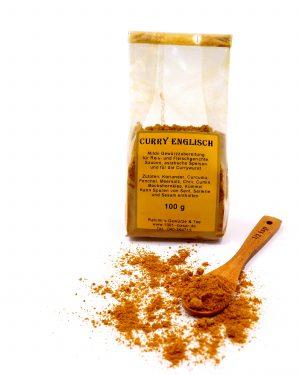 Curry Englisch, 100 g