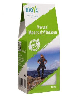 Havsnø Meersalzflocken, 100 g