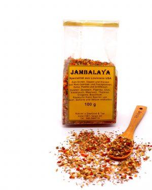 Jambalaya, 100 g