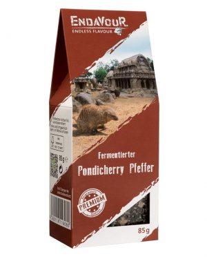 Pondicherry Pfeffer fermentiert ganz, 85 g