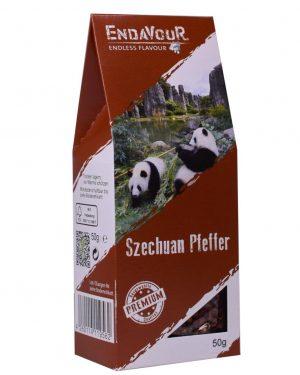 Szechuan-Pfeffer rotbraun ganz, 80 g