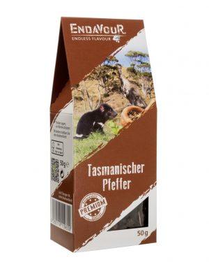 Tasmanischer Pfeffer ganz, 50 g