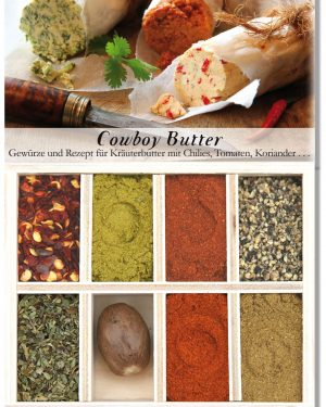 Gewürzkasten Cowboy Butter