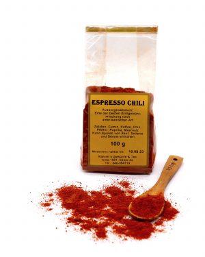 Espresso Chili Gewürz