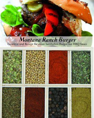 Gewürzkasten Montana Ranch Burger