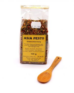 Asia Pesto