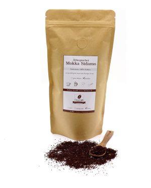 Kaffee Äthiopischer Mokka Sidamo gemahlen