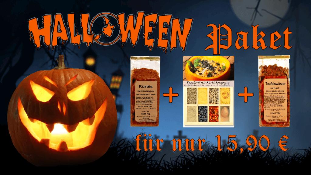 Halloween Paket 1001 basar