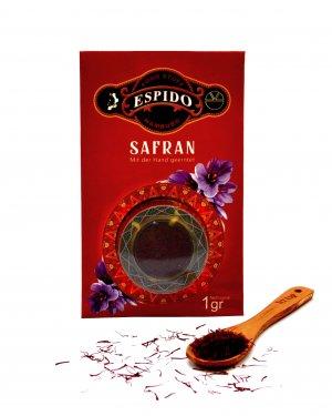 Safran Iranisch Iran 1 g der beste Safran der Welt